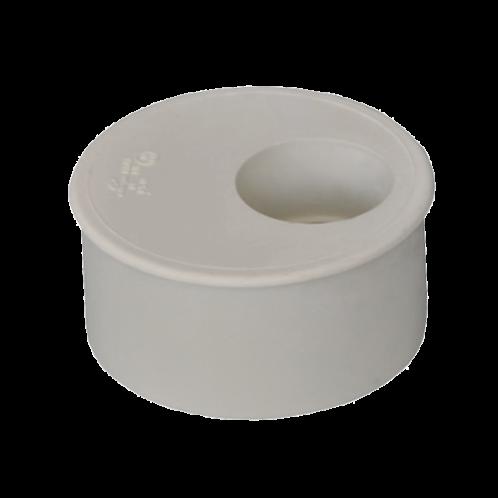 Tapón reducido simple PVC insonorizado