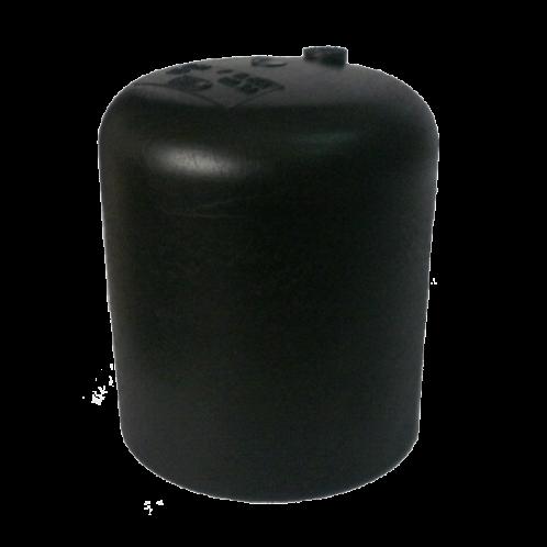 Tapón electrosoldable PE