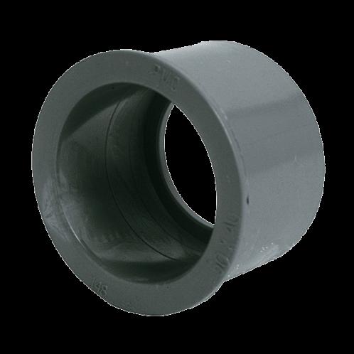Casquillo reductor de presión PVC