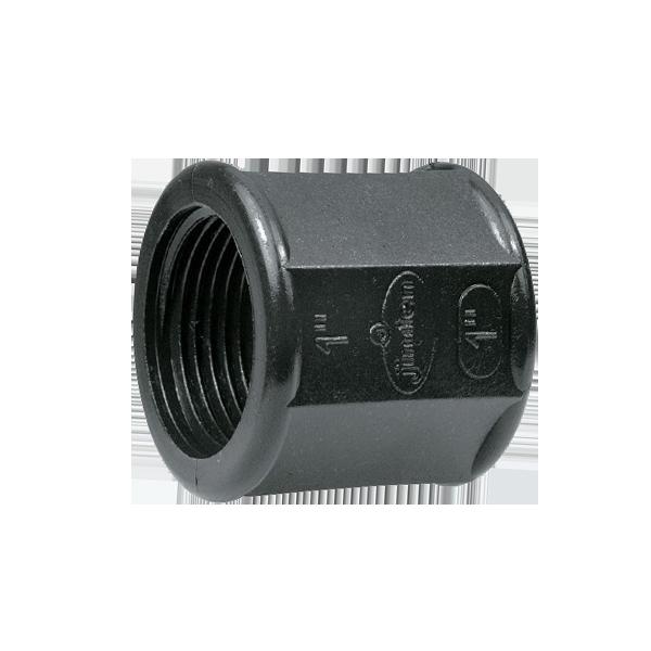 Manguito adaptador bidón - accesorio presión PP