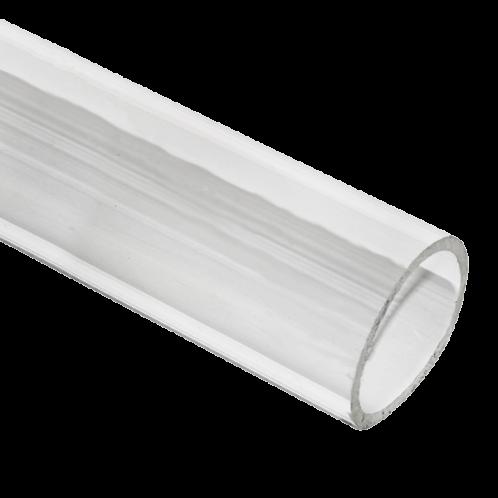 tubo presión PVC transparente