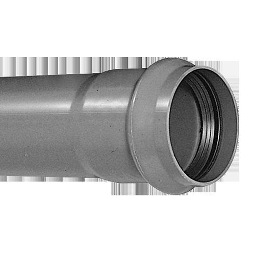 Tubo presión unión elástica