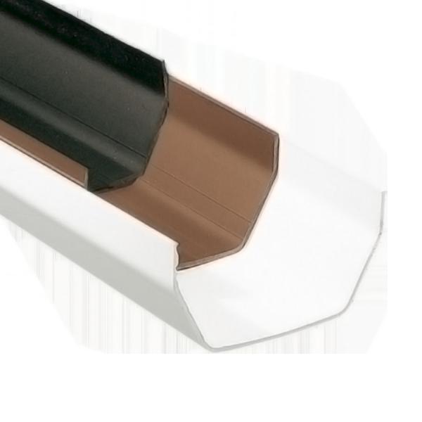 Canal n omega tuber as soler for Canalon de aluminio